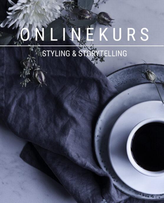 Onlinekurs Styling & Storytelling