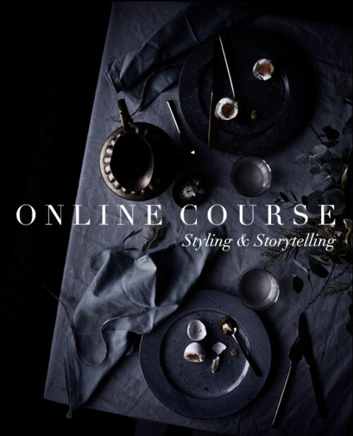 Online Course Styling & Storytelling