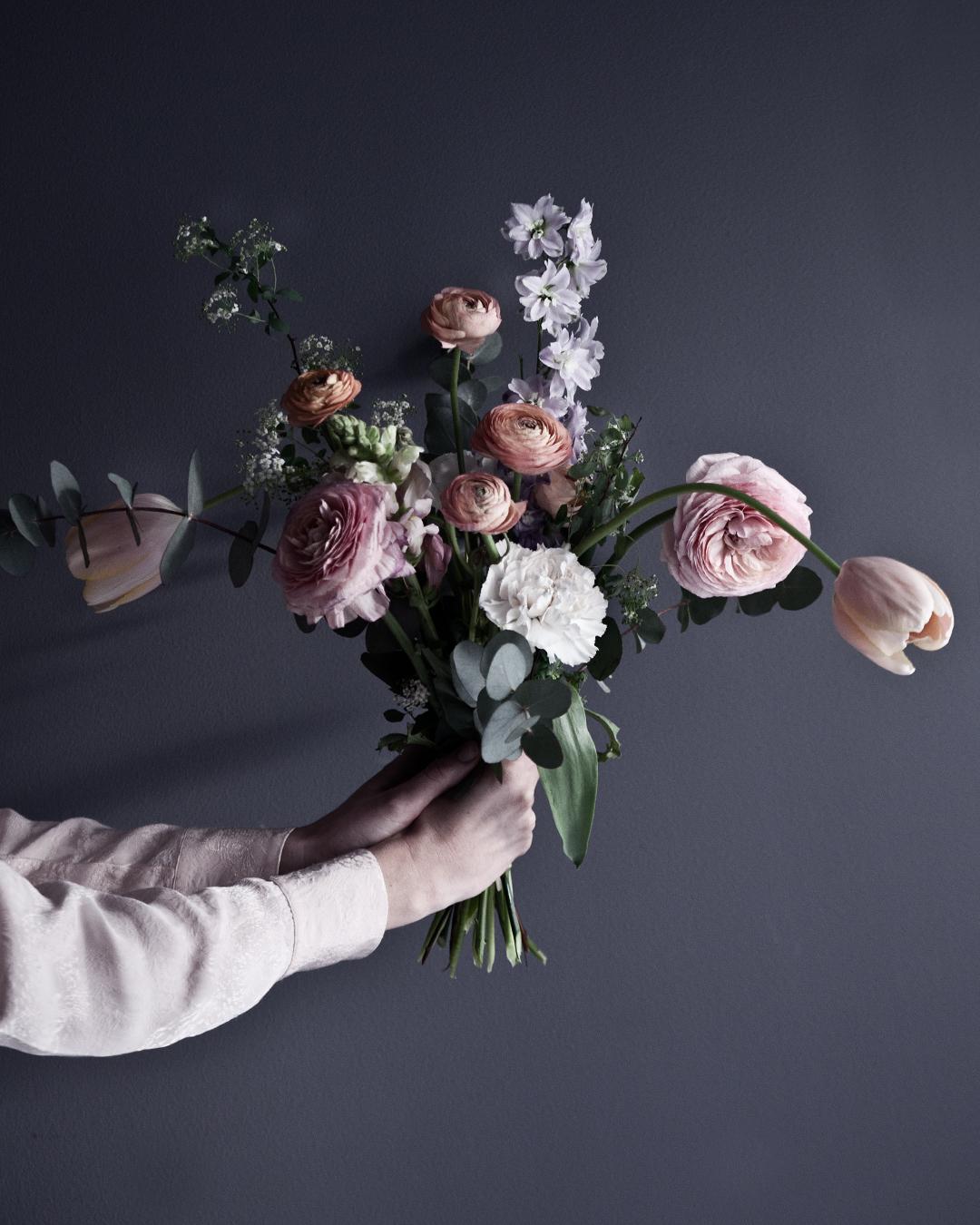 Beställa blommor online