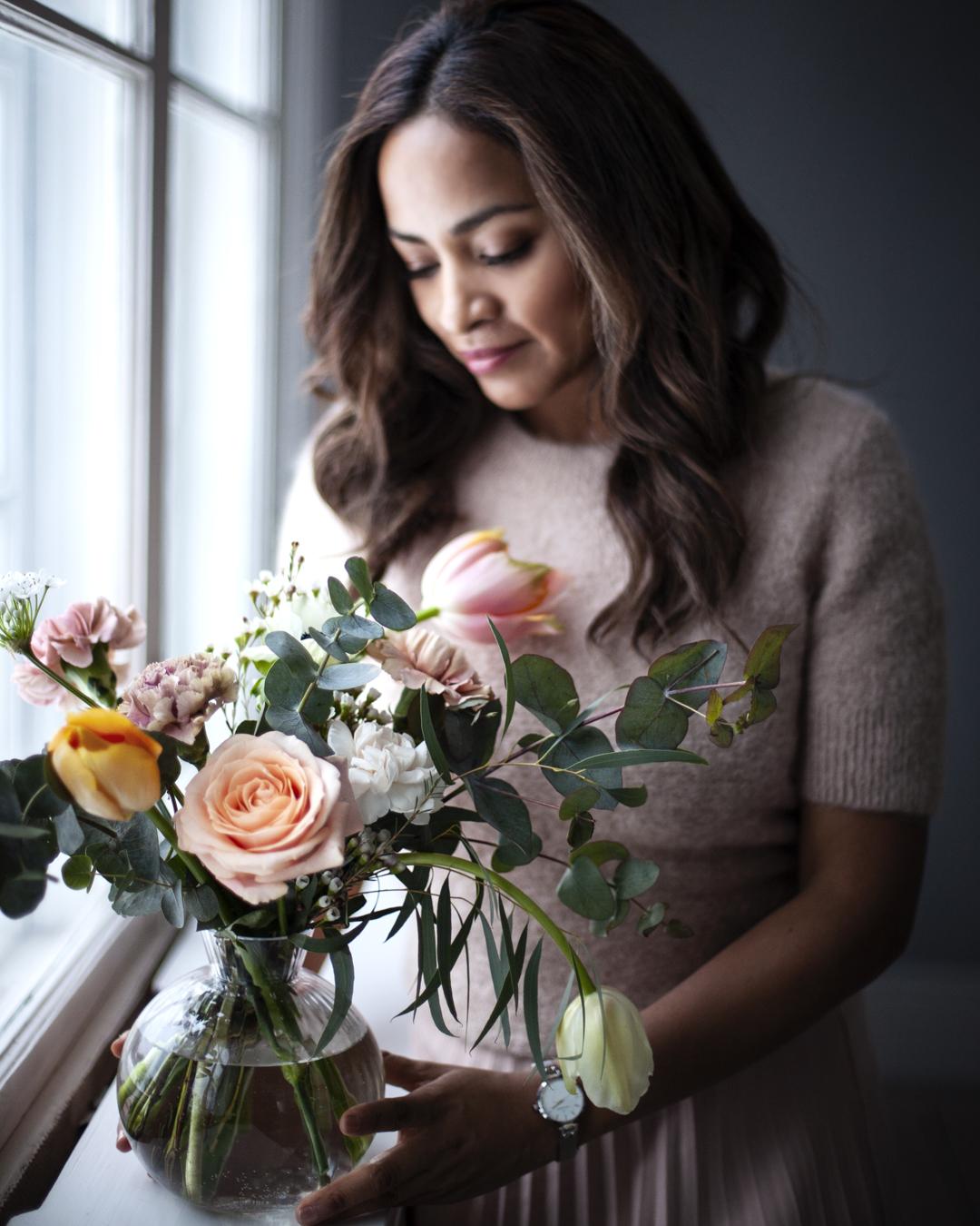 skicka blommor online